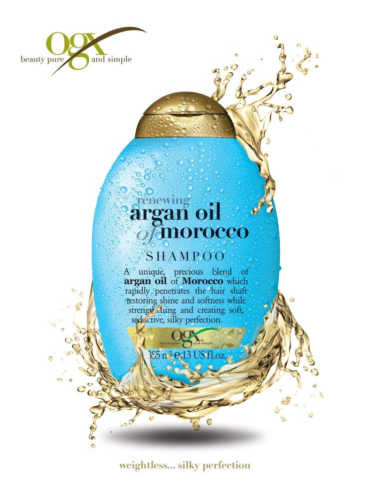 Organix Moroccan Argan Oil Shampoo Argan Oil Shampoo