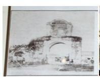 Old Santa Rosa Arch (1800's)