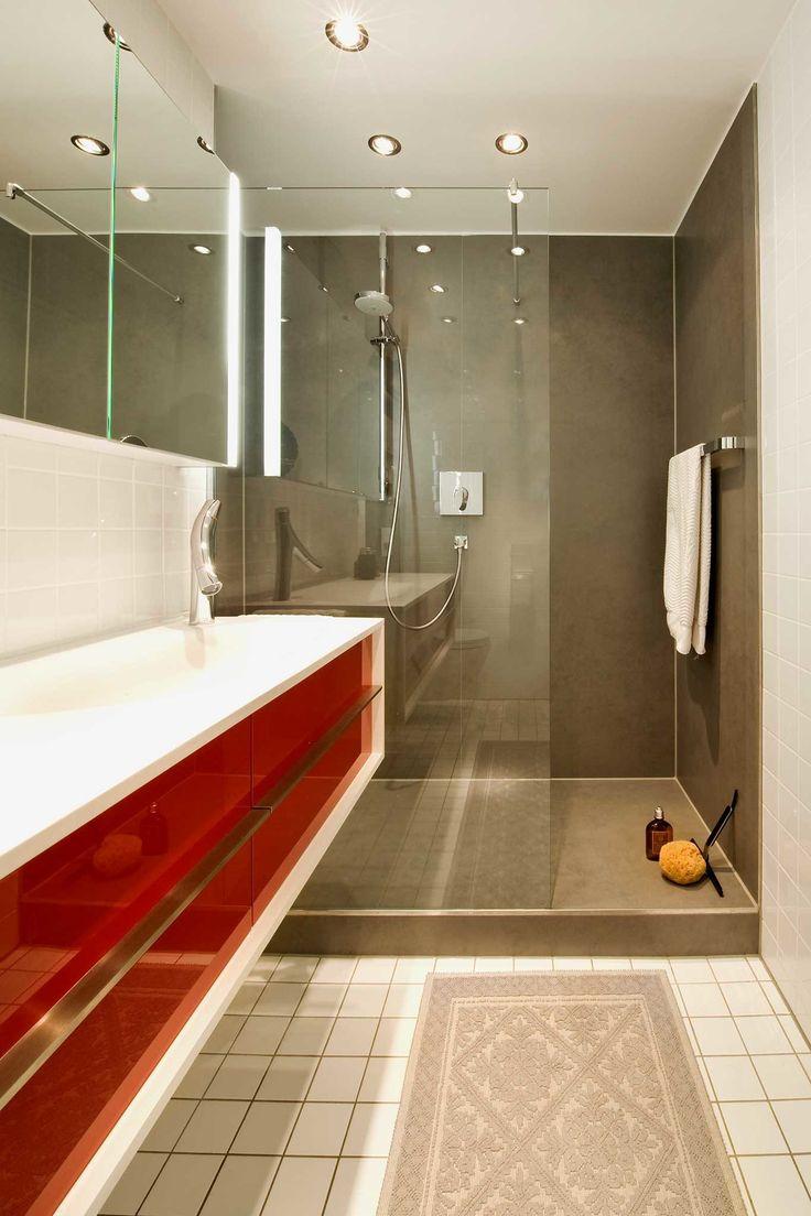 die besten 25 badezimmer fliesen xxl ideen auf pinterest badezimmer braun scheunen holzw nde. Black Bedroom Furniture Sets. Home Design Ideas
