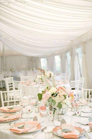 Peach And Grey Wedding Inspiration Ideas