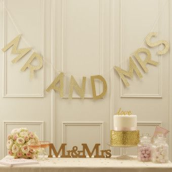 Pastel Perfection - Mr&Mrs Bunting