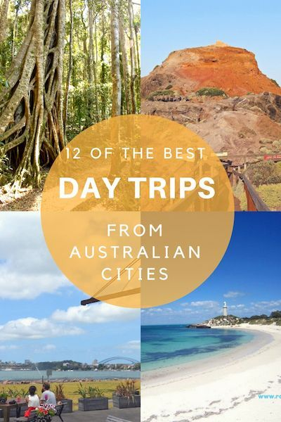 A guide with 12 of the best Day Trips from Australian Cities.