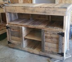 Want to add some rustic charm to your living space? Here is a great idea...dimensions are about 45Lx26Hx16D. These can be custom made to fit your needs. (pricing may vary) Free Shipping! For customer