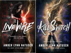 Blue-Eyed Bomb (2 Book Series) by  Amber Lynn Natusch