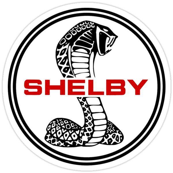 Shelby Cobra Sticker By Sopanar In 2021 Shelby Logo Mustang Logo Mustang Shelby