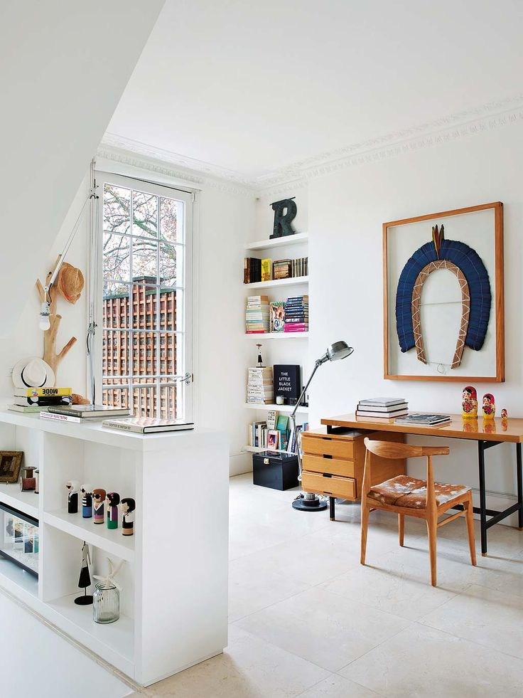 A Londres chez Fanny Moizant de Vestiaire Collective - PLANETE DECO a homes world