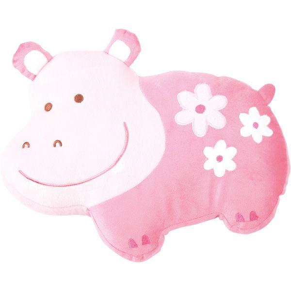 Poduszka FLAT hipopotam #pillow #hippo #kids #dream #gift #prezent  http://www.mojebambino.pl/poduszki-i-przytulanki/6838-poduszka-flat-hipopotam.html