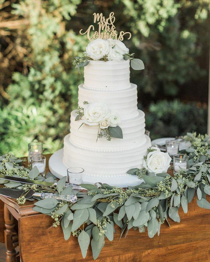 """The Garland Guy auf Instagram: """"Der #Hochzeitstorte ist immer ein großer Schwerpunkt fü …   – wedding"""
