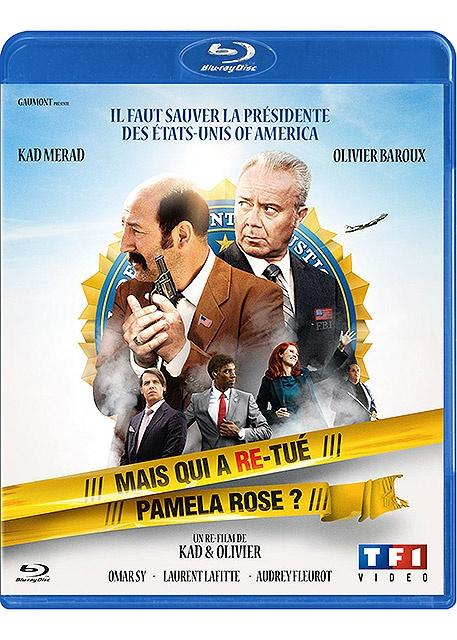 Test du Blu-ray MAIS QUI A RE-TUÉ PAMELA ROSE ? (2012) de/avec Olivier Baroux et Kad Merad. Avec Omar Sy, Laurent Lafitte, Audrey Fleurot et Guy Lecluyse : http://www.dvdfr.com/dvd/c156081-mais-qui-a-re-tue-pamela-rose--le-test-complet-du-blu-ray.html