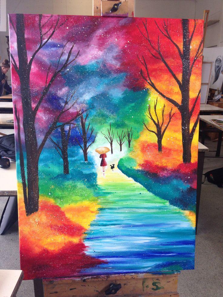 Final Gcse Piece After 10hr Art Exam Gcse Art Sketchbook