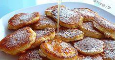 Apple Pancakes, Μηλοτηγανίτες, Συνταγές για Τηγανίτες, Συνταγές με Μήλα, Συνταγές για Πανκέικς