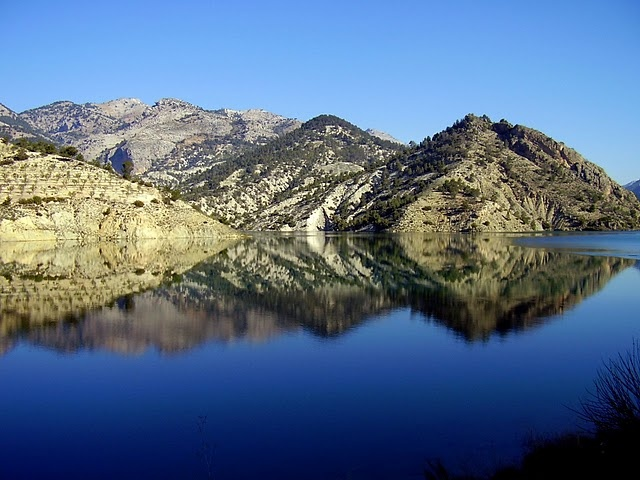 Parque Natural de las Sierras de Cazorla (Jaén)