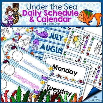 Invite your students to a true Under The Sea adventure. Colourful fish, friendly whales, happy dolphins, and other ocean creatures welcome students to your classroom.Children will dive deep into their learning with the help of this colourful classroom decor set.