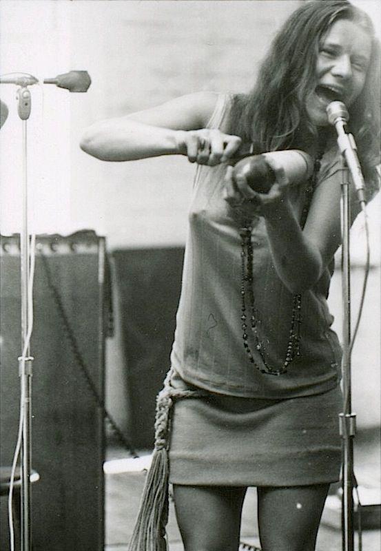 JANIS JOPLIN, 1967.