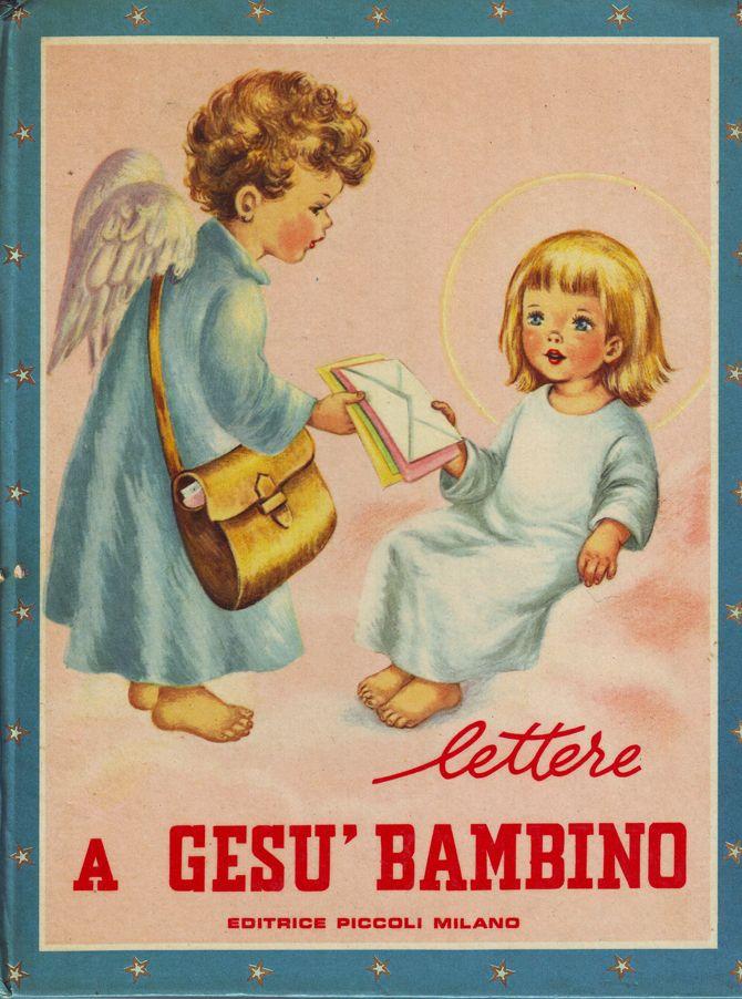 Lettere A Gesu' Bambino