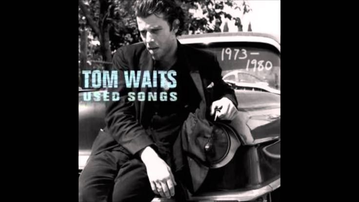 "Tom Waits - Tom Traubert's Blues ""Waltzing Matilda""  (Lyrics-Text)"