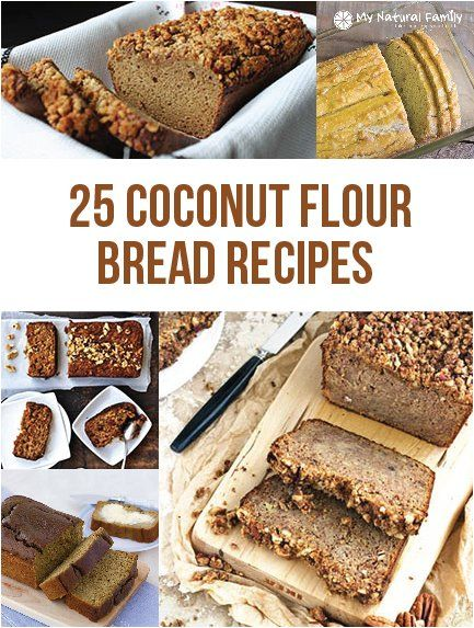 25+of+the+Best+Coconut+Flour+Bread+Recipes