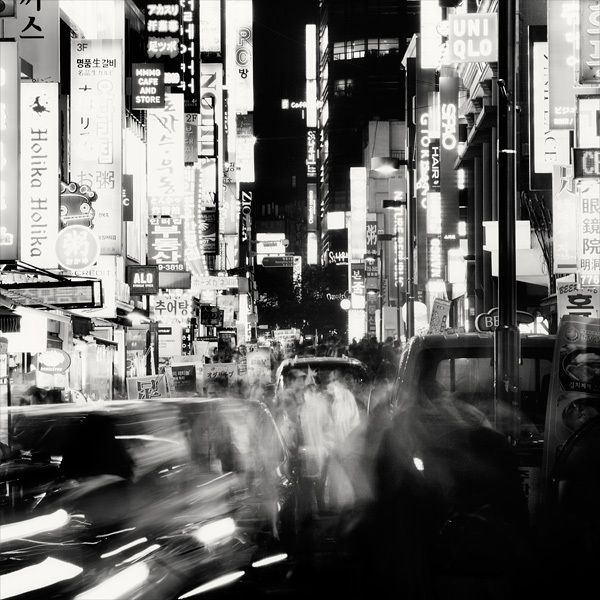 #Inspiration... South Korea by Martin Stavars, via Behance