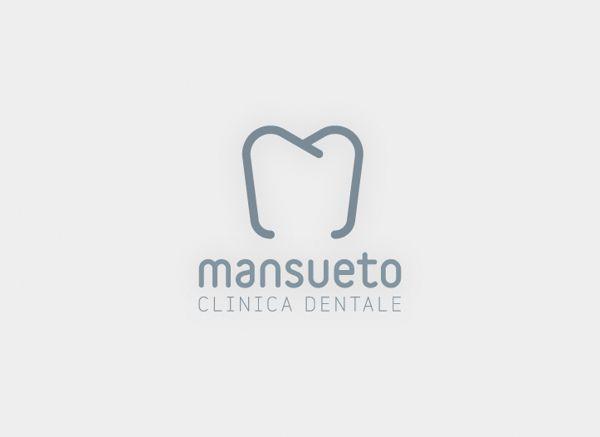 Clinica Dentale Mansueto by Fugostudio , via Behance