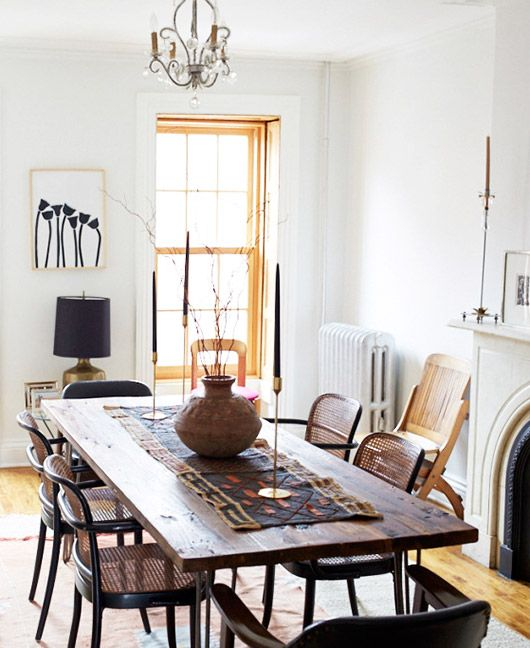 at home with designer Lizzie Fortunato. / sfgirlbybay