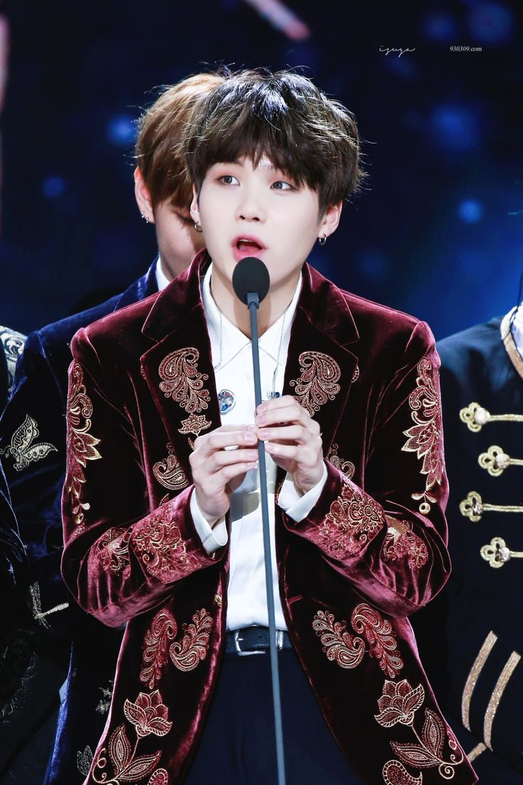 31st Golden Disk Awards SUGA