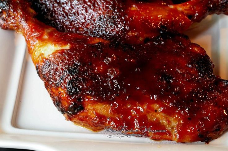 Ultimate Oven BBQ Chicken Leg Quarters Recipe
