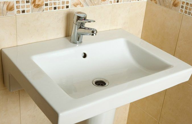 decorar lavabos con pedestal ? Doitri.com