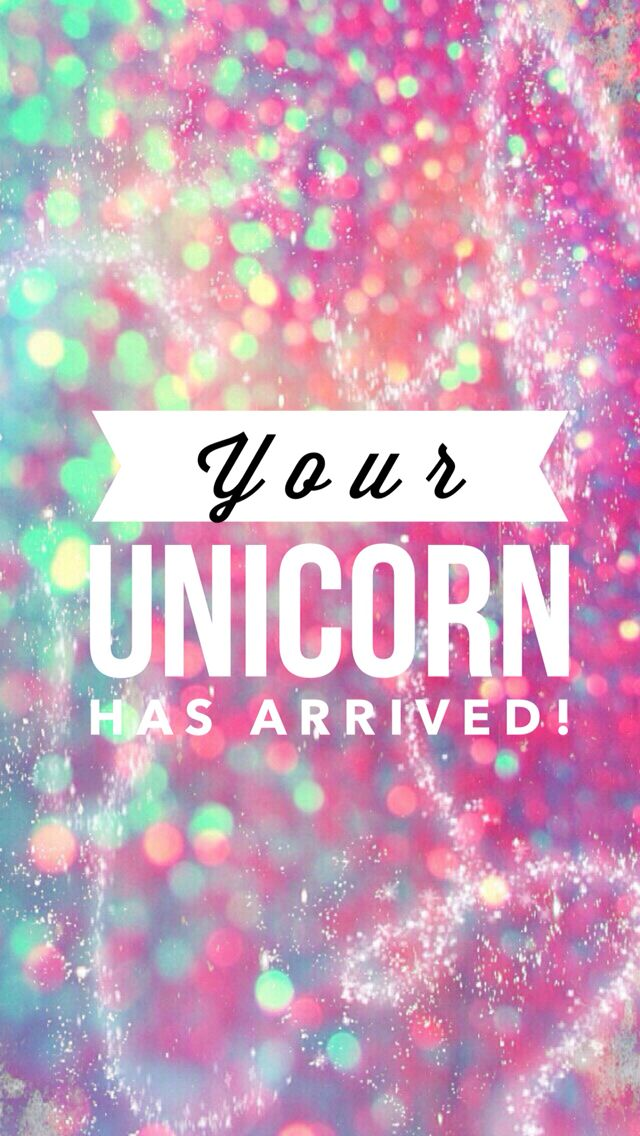 Your unicorn has arrived!