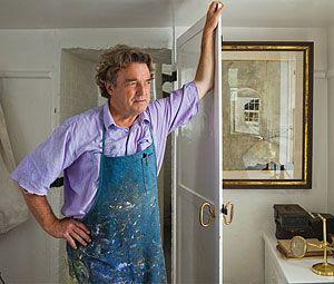 Painter Jamie Wyeth - photo: Matt Teuten