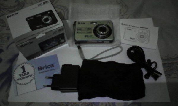 Review Kamera Pocket BRICA LST, non Compare!! | Potret Bikers.com