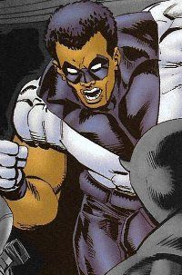 Goliath - marvel, Bill Foster was born in Watts, Los Angeles, California. worked in the Plans and Research Division for Tony Stark's Baltimore factory. was hired to be the biochemical lab assistant of Dr. Henry Pym (a.k.a. Giant-Man). He was created by Stan Lee and Don Heck in The Avengers #32 (Sep 1966). The character was killed in the 4th issue of the series Civil War.