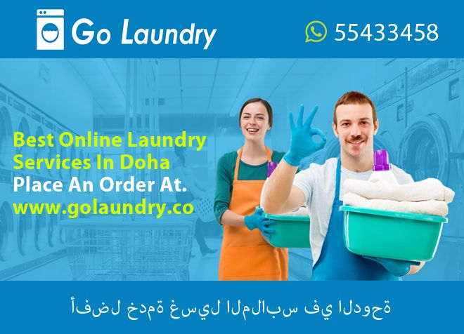Best Online #Laundry Services In #Doha Visit - http://www.golaundry.co/