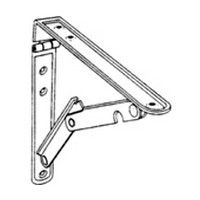 Selby Furniture Hardware S-151/12 E, Folding Shelf Bracket
