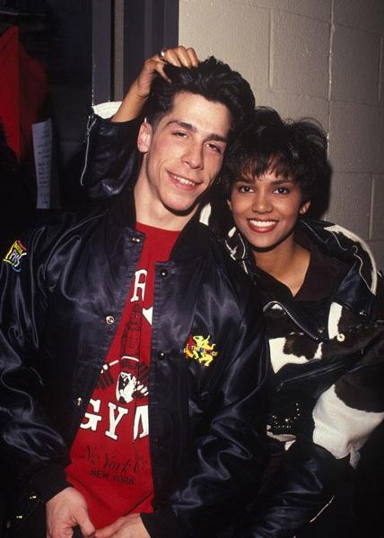 Halle & Danny (NKOTB)..1989
