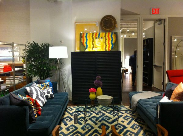 Book Tour // Pics From Room & Board SoHo Book Party  AphroChic  Modern  Home Decor, African American & Global Accessories for Contemporary .