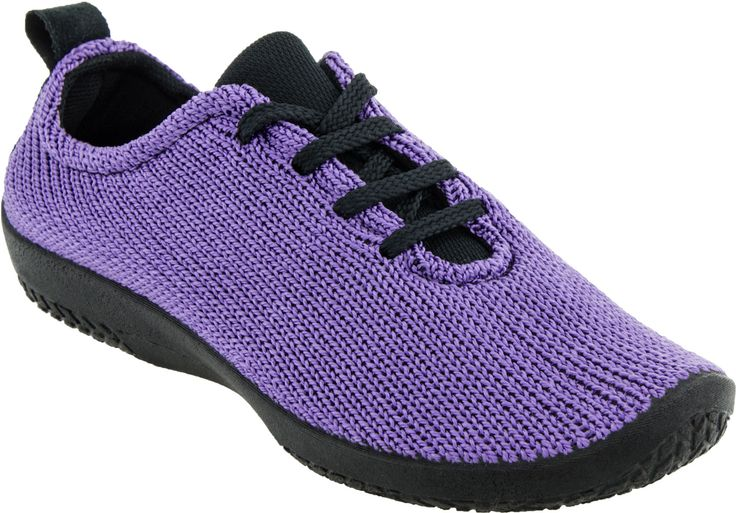 Buy the Arcopedico LS lace-up shoe at PlanetShoes.com. Arcopedico shoes exercises the foot, strengthen the muscles, assist the circulation of the blood and ensure more comfort in walking at PlanetShoes.com, your trusted source for feel-good footwear, with free shipping & returns! (Violet)