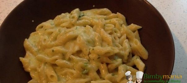 Pasta zucchine e philadelphia Bimby ottima - Ricette Bimby
