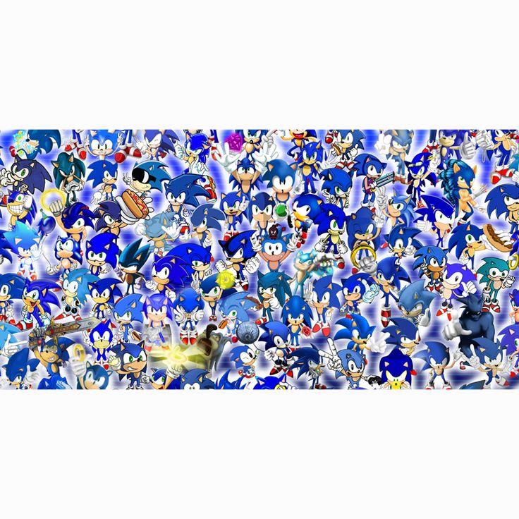 2016 Free Shipping Sonic the Hedgehog Bamboo Fiber Bath Towel Big Towels Bathroom Accessories 70 X 140CM