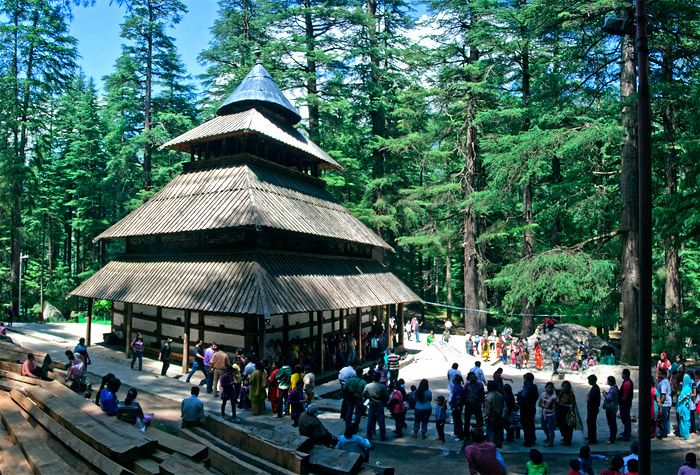 Haminasto | Tour To Manali- Hadimba Devi Temple Manali- Hadimba Temple is one of the oldest temple in Manali and also the major tourist attractions in manali for visitors.