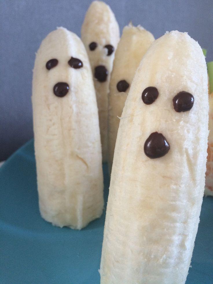 Spooky Banana choir