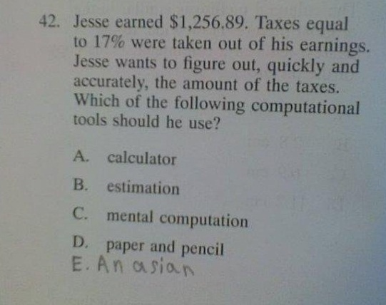 10 Ridiculously Funny Exam Answers!