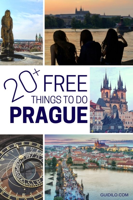 TOP20 Free Things To Do In Prague