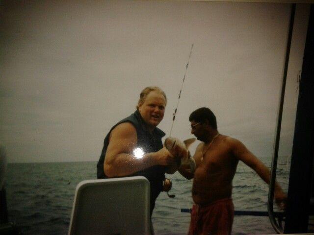 Canarische eilanden, marlyn wezen vissen haaien en snappers gevangen.