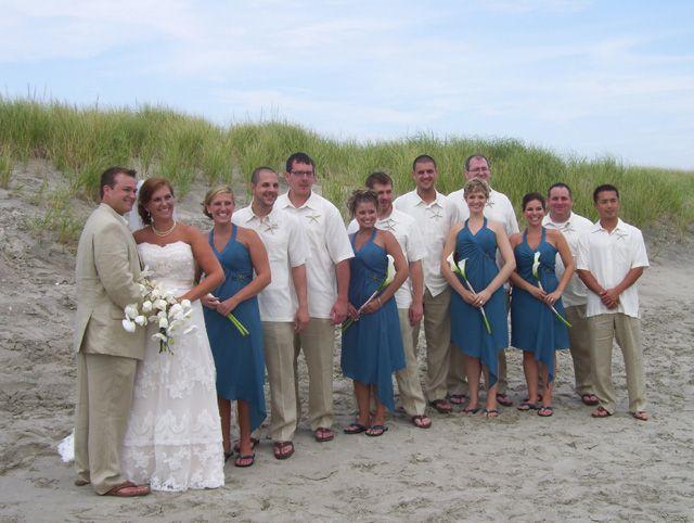 Beach Vow Renewal Ceremony: Vow Renewal Ceremonies Http://www.themarriageman.com