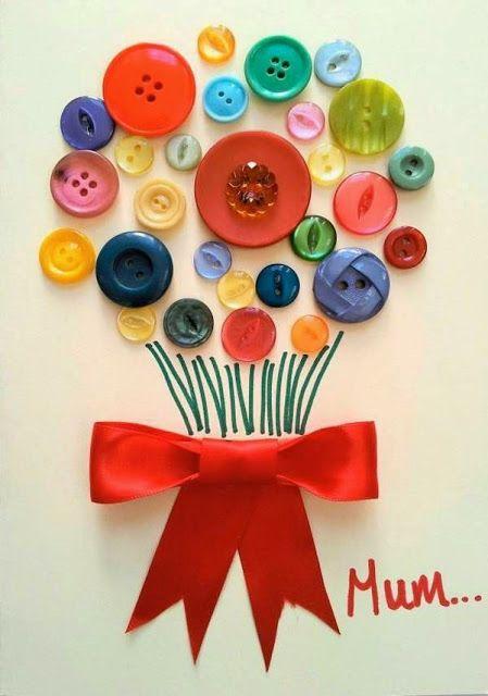 Cartões para o Dia das Mães ~ Mamãe Sortuda