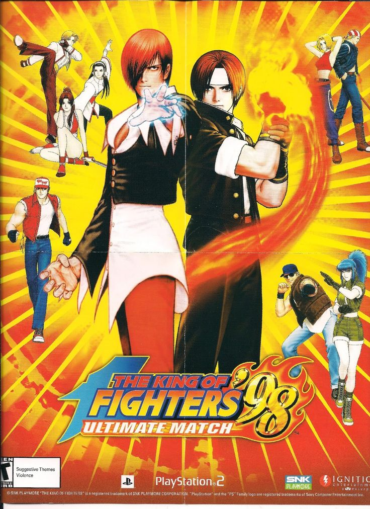 The King Of Fighters 98: Ultimate Match (SNK)