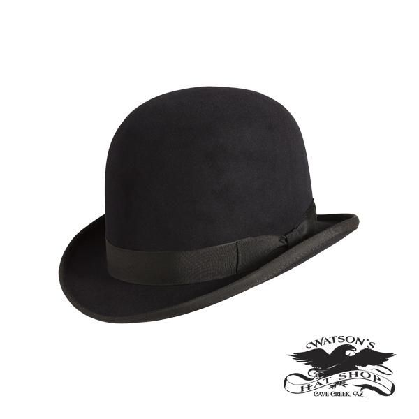 Bowler Hat Has Never Been Out Of Fashion The Tall Bowler Watson 039 S Hat Shop Hats For Men Hat Shop Hats