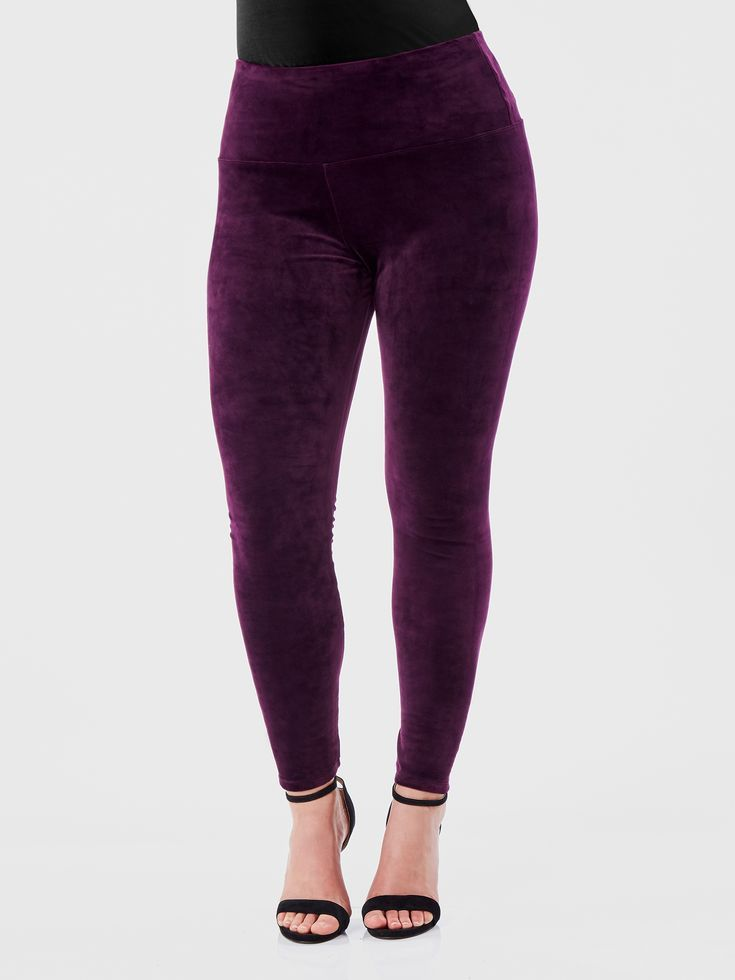 0f66b490e64 Velvet LeggingsSimply decadent. Our plushest and coziest leggings ...