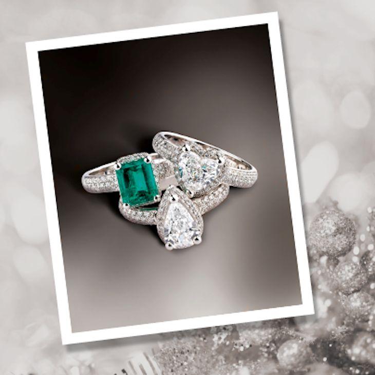 #Damiani #gioielli #jewelry #madeinitaly #fashionbrand #design #app #hitech #itunes #style #fashion #sanvalentino #sanvalentien #love #cool #fashionblogger #iphone #fashionblog #collage #stones #diamonds #diamanti #fidanzamento #flowers #butterflies #emerald #smeraldo amanda marzolini the fashioanmyblog, Gioielli Damiani storia collezione 2014, hi tech, idee anelli san valentino, made in italy fashion blog...