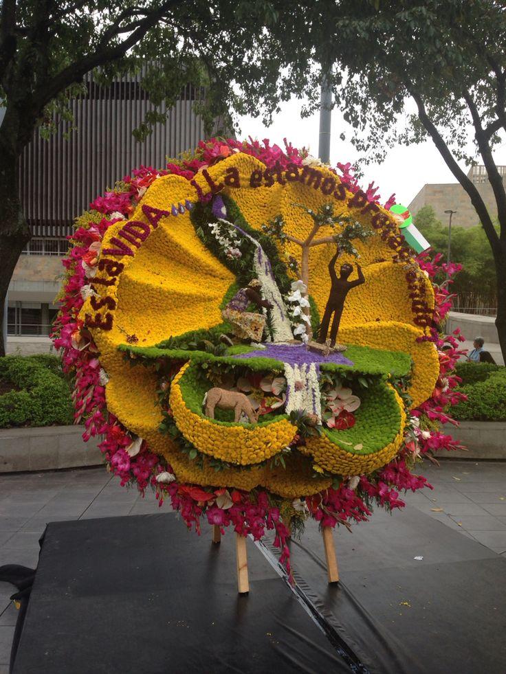 #Feriadelasflores #Medellin #Silletas2015